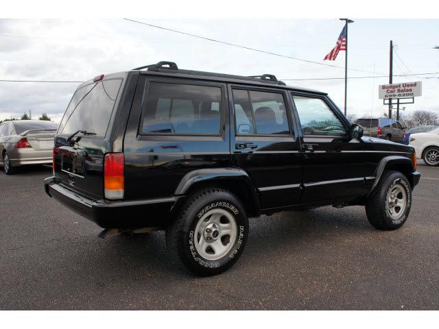 jeep cherokee 1999 black suv sport 6 cylinders automatic 76543 jeep cherokee 1999 black suv. Black Bedroom Furniture Sets. Home Design Ideas