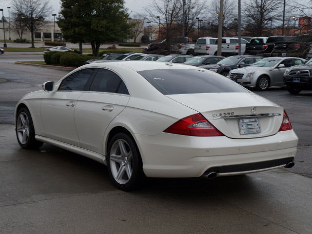 Image gallery 2009 mercedes cls550 for Mercedes benz cls 2009
