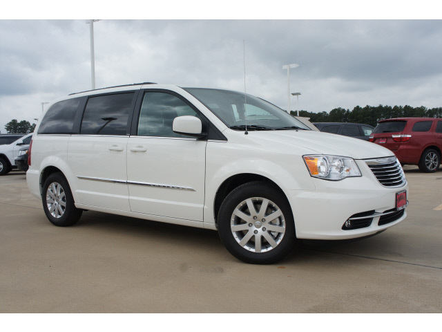 chrysler town and country 2013 white van touring flex fuel 6 cylinders. Black Bedroom Furniture Sets. Home Design Ideas