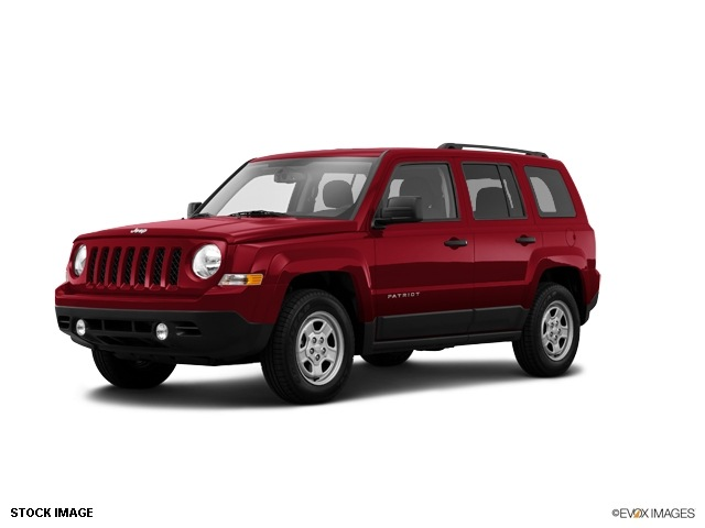 jeep patriot 2014 suv gasoline 4 cylinders front wheel drive not