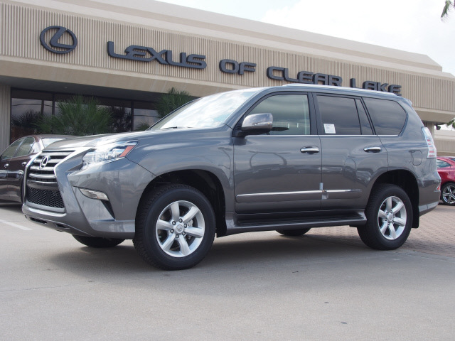 lexus gx 460 2014 gray suv gasoline 8 cylinders 4 wheel drive ...