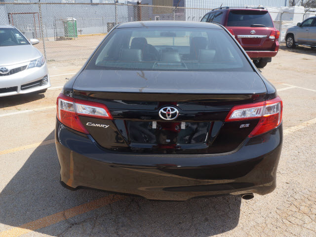 Toyota Camry 2014 Black Sedan SE 4 Cylinders 6 Speed Automatic 76053 4 2003 toyota camry wiring diagram manual original readingrat net 2014 toyota camry wiring diagram at gsmportal.co