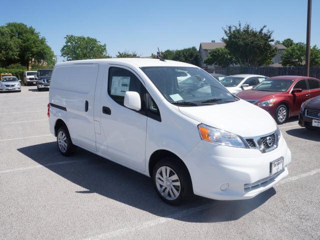 nissan nv200 2014 white van sv gasoline 4 cylinders front ...
