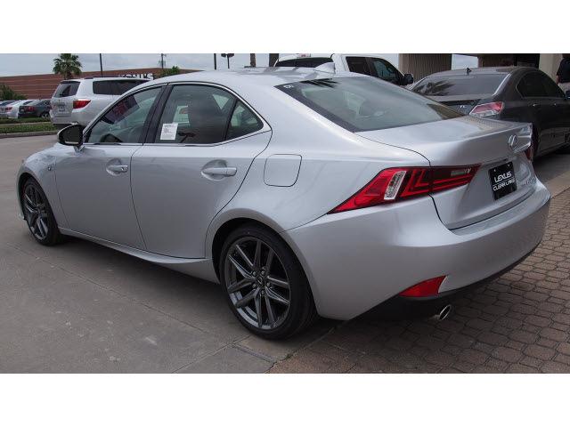 Lexus is 250 2014 silver sedan gasoline 6 cylinders rear wheel drive
