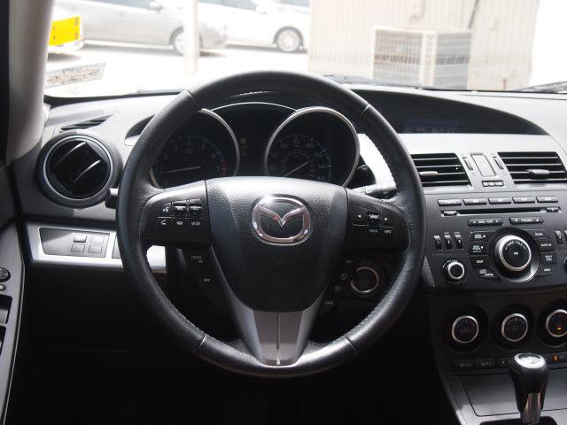 Mazda Mazda3 2013 White Hatchback I Touring Gasoline 4